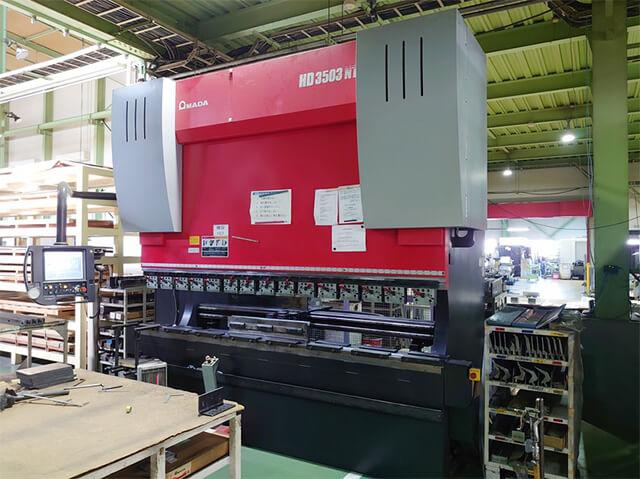 ベンディングマシン HD3503NT