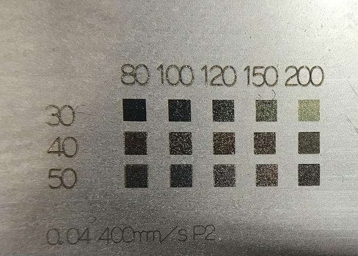 ファイバレーザマーカ MX-Z2050H